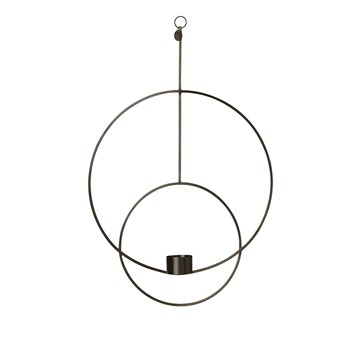 Ferm living - Hanging Tealight Deco-Circular-Sort