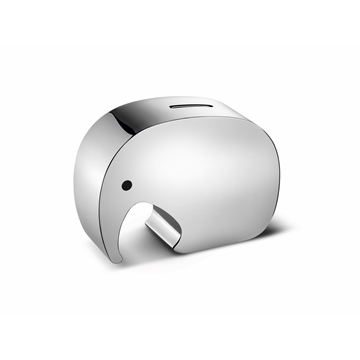 Georg Jensen Moneyphant Steel