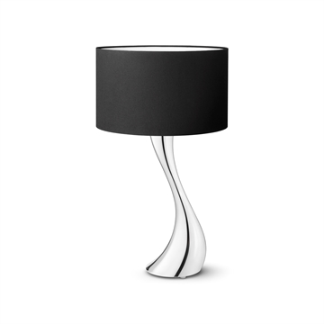 Georg Jensen Cobra Bordlampe - Small - Sort Skærm