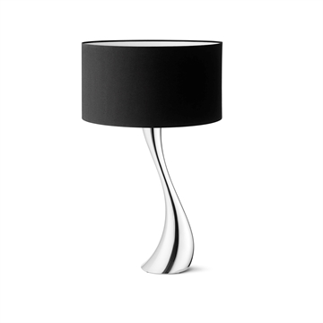 Georg Jensen Cobra Bordlampe - Medium - Sort Skærm