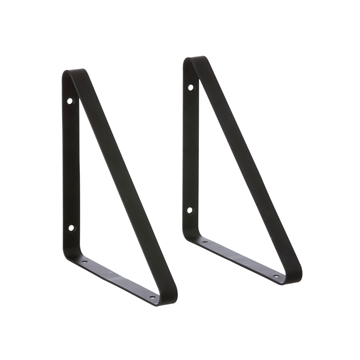 sort Shelfhanger fra Fermliving two-pack