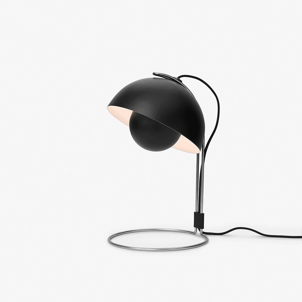 flowerpot bordlampe vp4 fra verner panton k b her. Black Bedroom Furniture Sets. Home Design Ideas