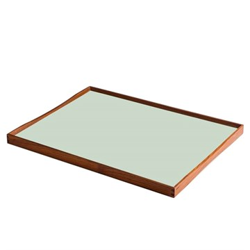 Architectmade Finn Juhl Bakke Turning Tray 3 Grøn/Sort