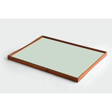 Architectmade Finn Juhl Vendebakke Turning Tray 1 i grøn