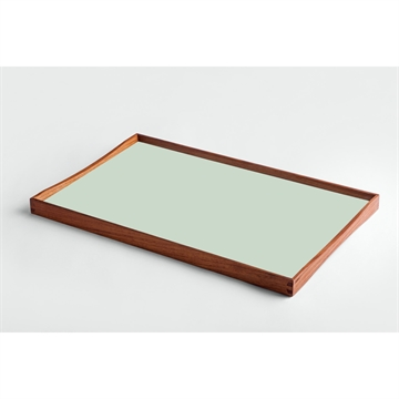 Architectmade Finn Juhl Vendebakke Turning Tray 2 i grøn
