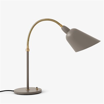 Arne Jacobsen Bellevue bordlampe Grey/Beige