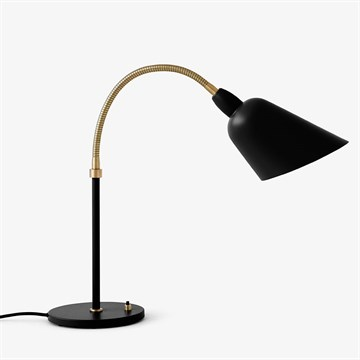 Arne Jacobsen Bellevue bordlampe sort