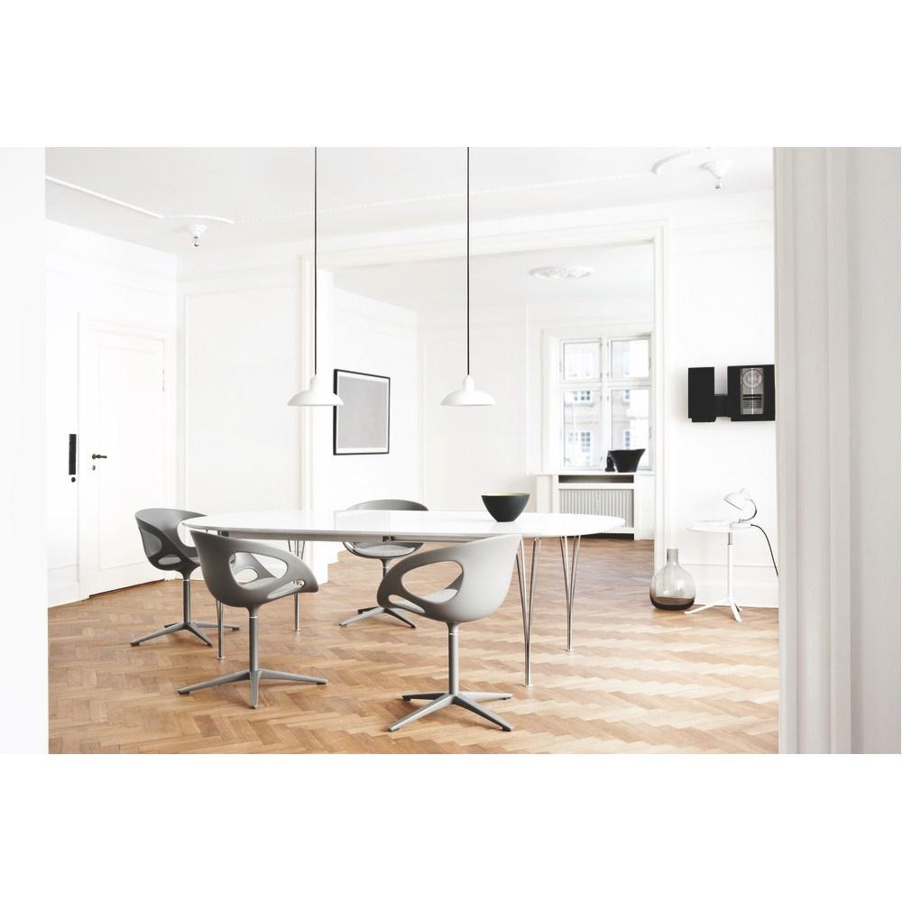 B619 super-ellipse bord - Designet af Piet Hein - Få tilbud her
