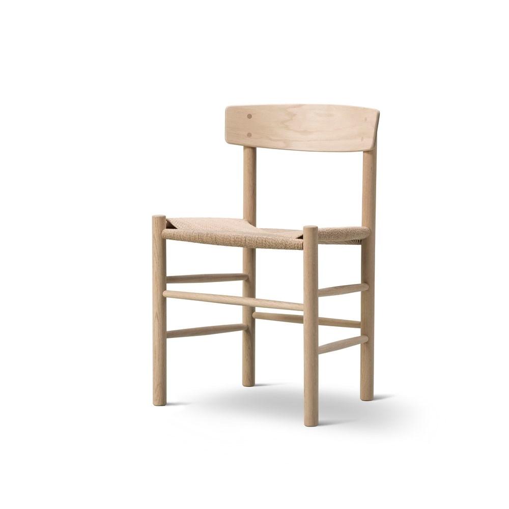 børge mogensen stol j39 J39 Spisestol i eg fra Børge Mogensen, Køb den Her børge mogensen stol j39