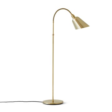Arne Jacobsen AJ7 Bellevue Gulvlampe - Messing