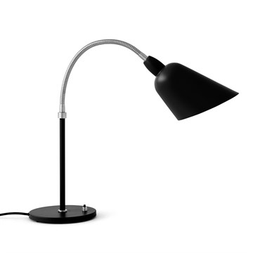Arne Jacobsen Bellevue AJ8 Bordlampe - Sort/Krom