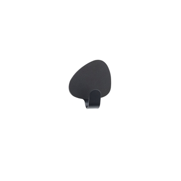 Lind DNA Curve Hook S (2 stk) - black