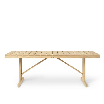 Carl Hansen & Søn Outdoor Bord Table BM1771 Front