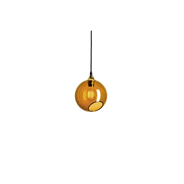 Ballroom lampe i orange fra Design By Us