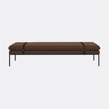 Ferm Living Turn Daybed Fiord Rust Sort