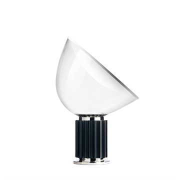 Flos Taccia Bordlampe Pmma Sort