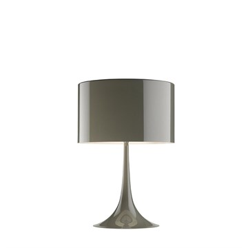Flos Spun Light T1 bordlampe i mud