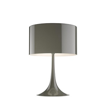 Flos Spun Light T2 bordlampe i mud