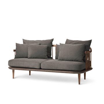 Andtradition Fly Sofa Sc2 - Mørk Grå