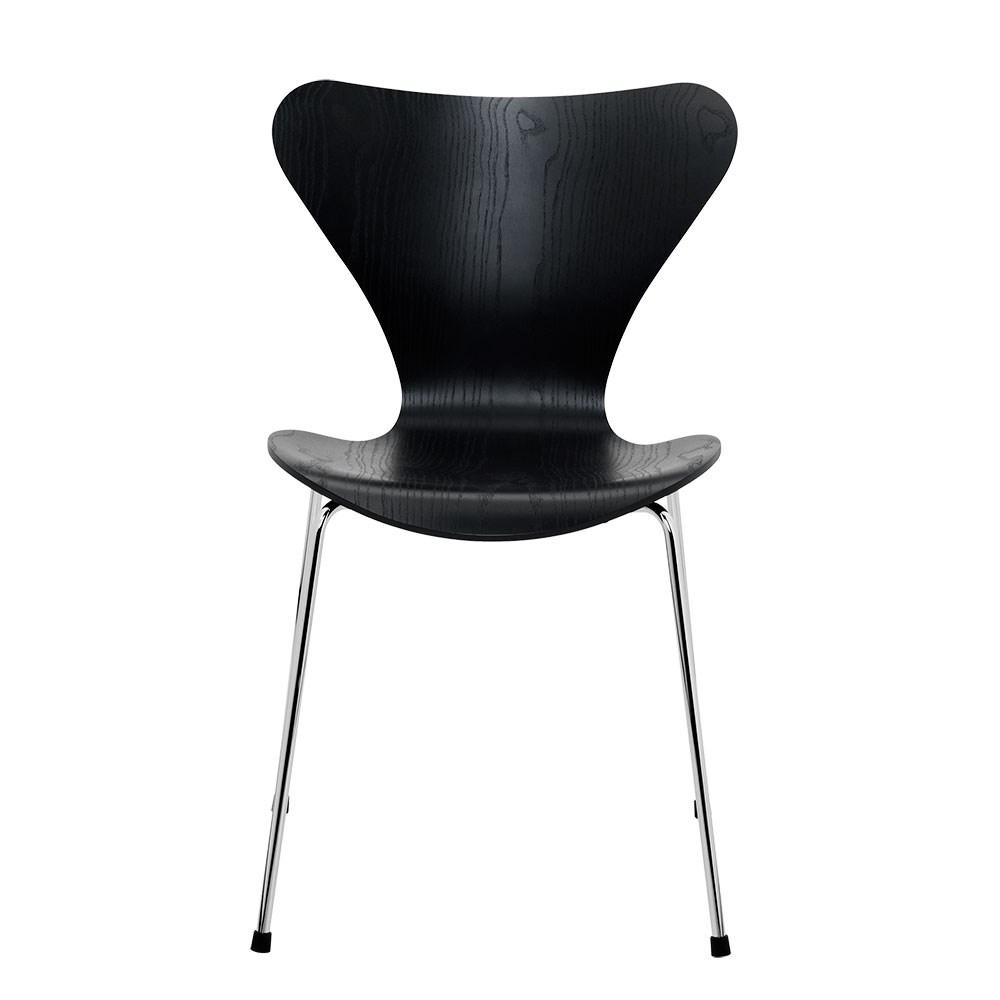arne jacobsen stol 3107 Arne Jacobsen 3107 7´er stol fra Fritz Hansen   Køb syveren arne jacobsen stol 3107