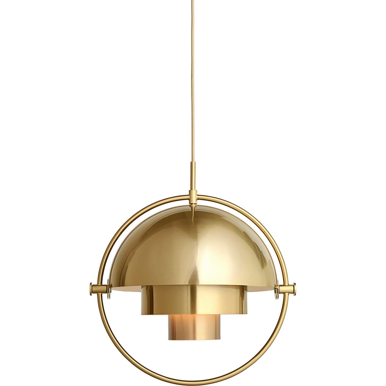 gubi multi lite lampe pendel k b designlamper her. Black Bedroom Furniture Sets. Home Design Ideas