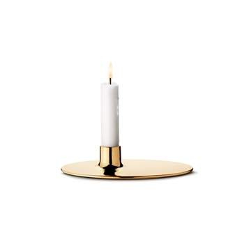 Georg Jensen Ilse lyseholder messing