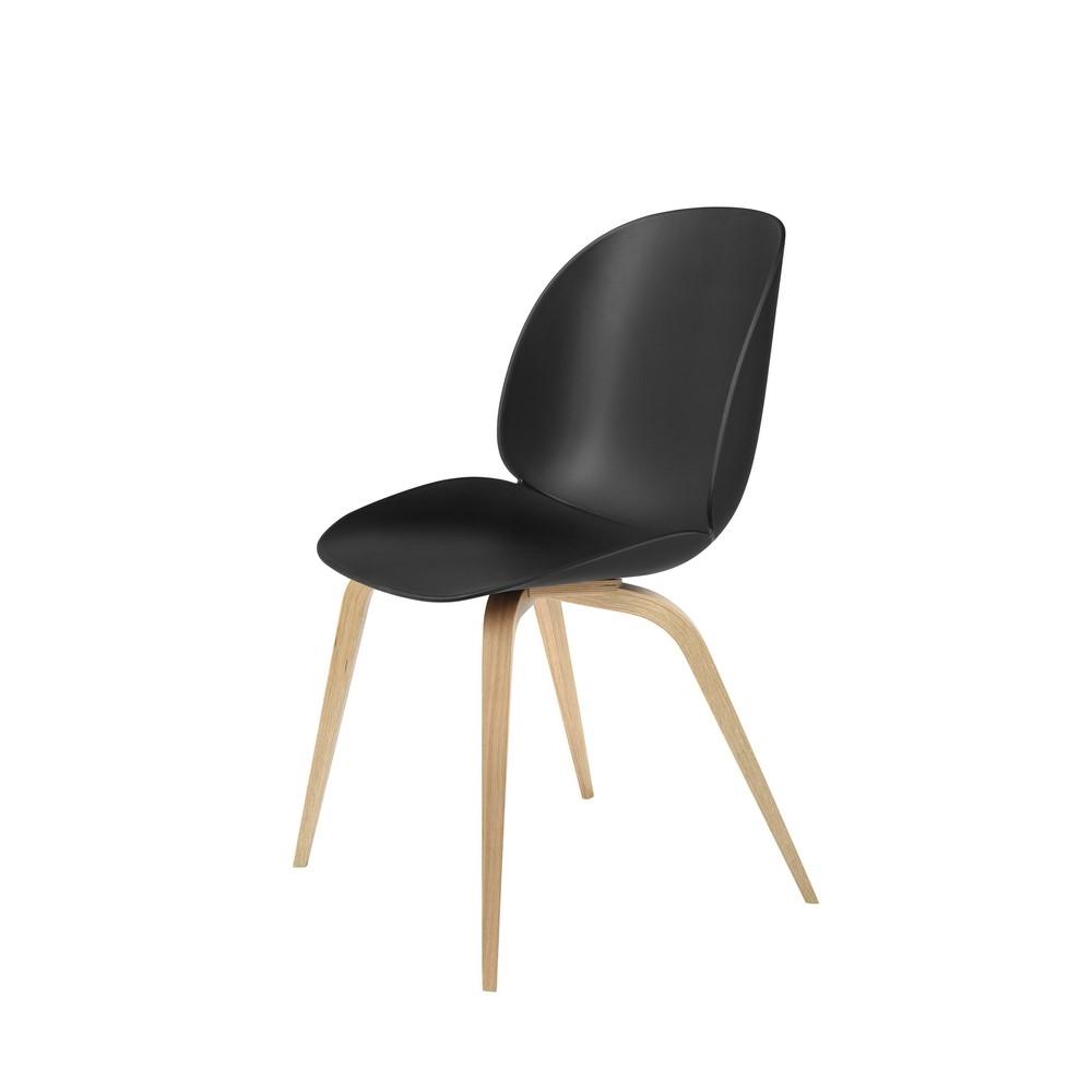 gubi beetle spisestol eg black. Black Bedroom Furniture Sets. Home Design Ideas