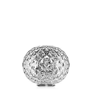 Kartell Planet Bordlampe Low Lav Crystal