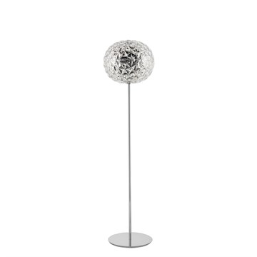 Kartell Planet Gulvlampe Low Lav Crystal