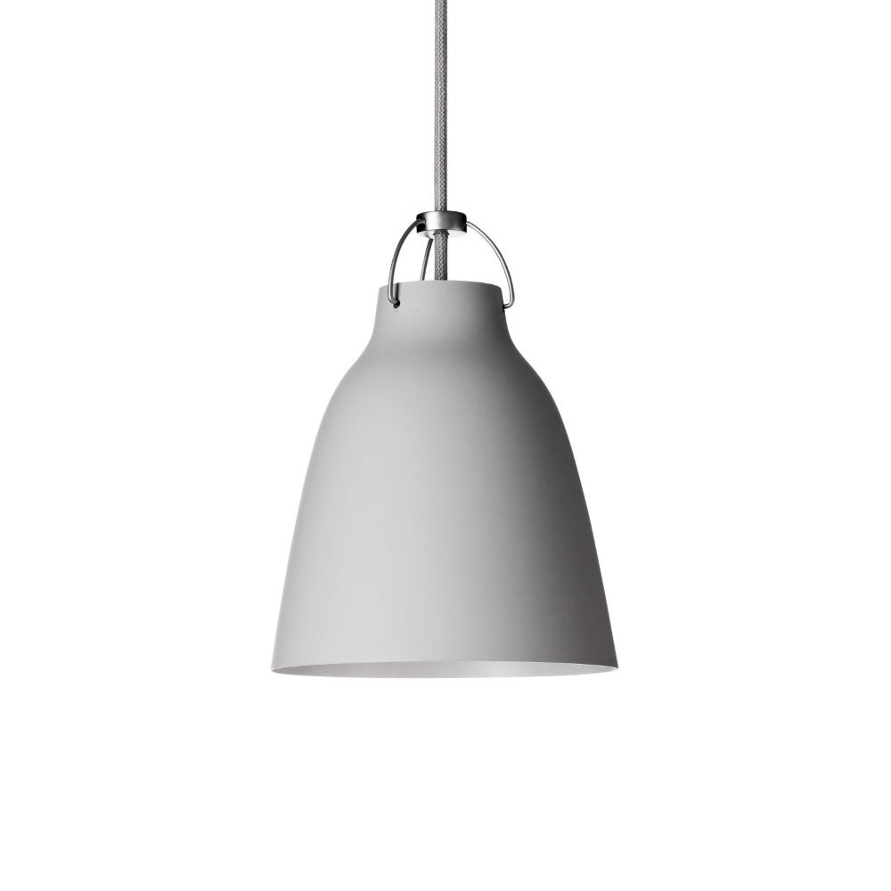 Lightyears Caravaggio Loftlampe P1 i mat mørke grå