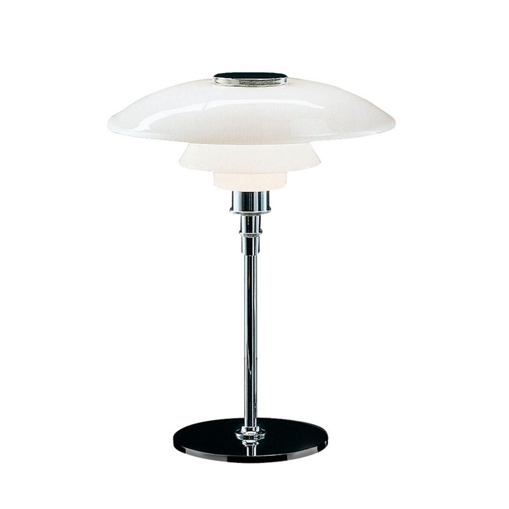 ph 4 1 2 3 1 2 bordlampe i glas k b lampen her. Black Bedroom Furniture Sets. Home Design Ideas