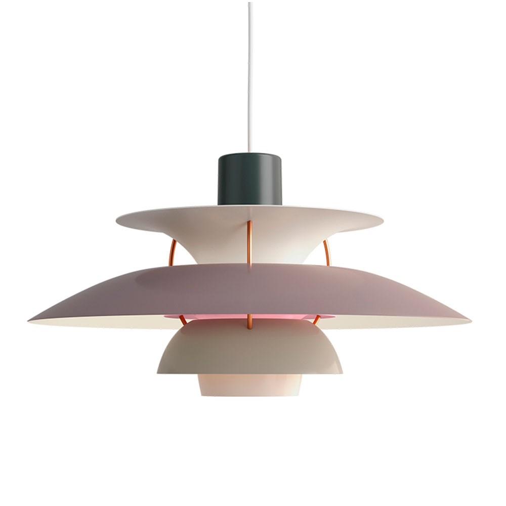 louis poulsen ph 5 pendel k b ph lampe her fri fragt. Black Bedroom Furniture Sets. Home Design Ideas