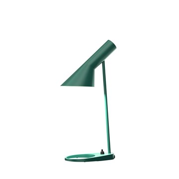 Louis Poulsen AJ Bordlampe Mini Dark Green