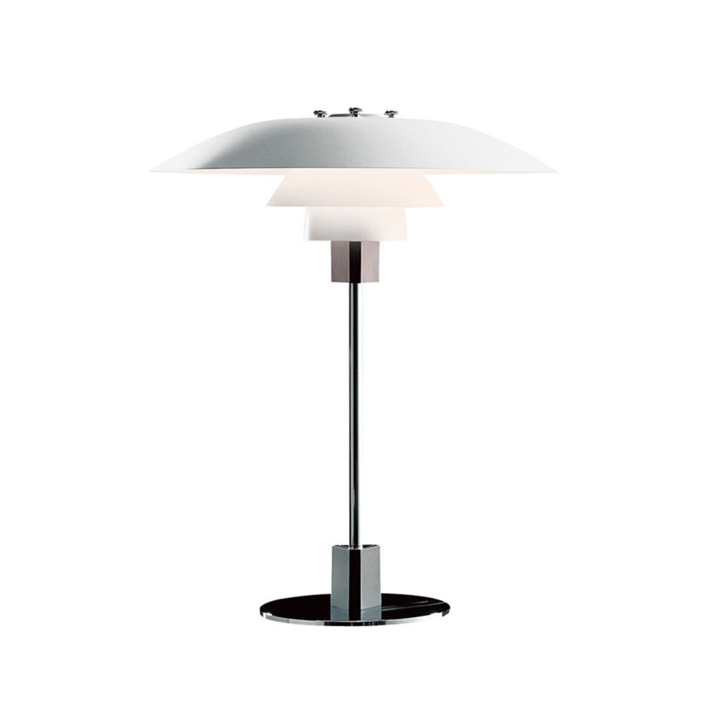 louis poulsen ph 4 3 bordlampe k b den her fri fragt. Black Bedroom Furniture Sets. Home Design Ideas