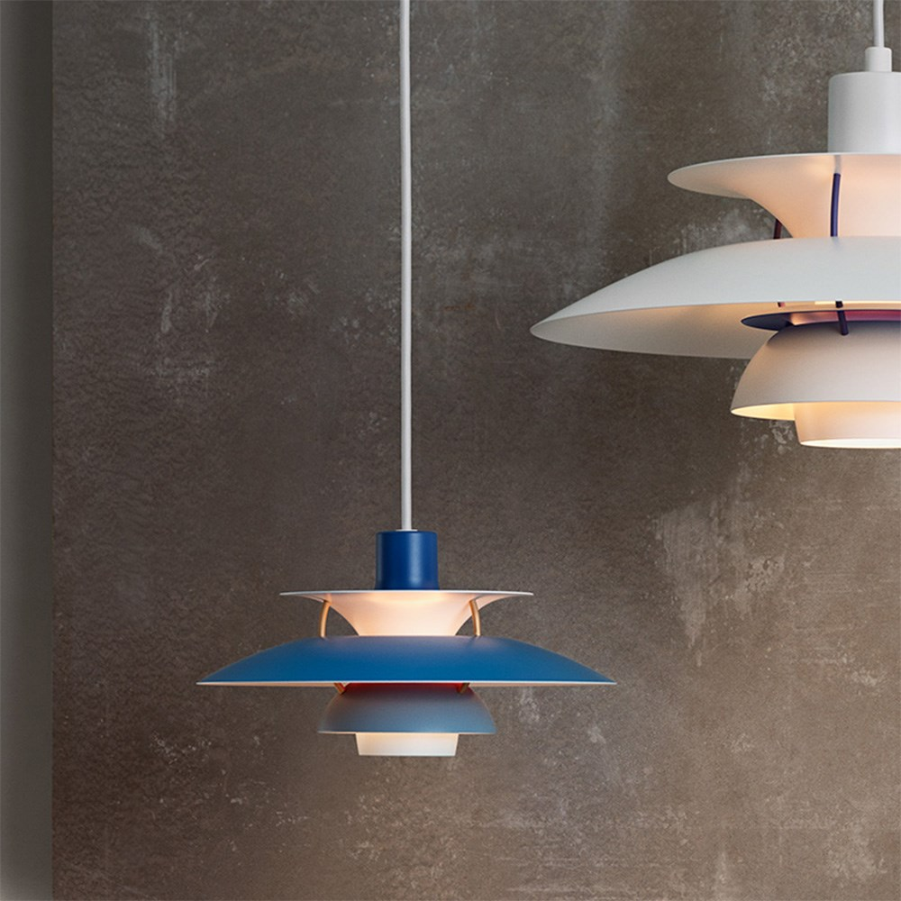 louis poulsen ph 5 mini pendel k b alle farver her. Black Bedroom Furniture Sets. Home Design Ideas