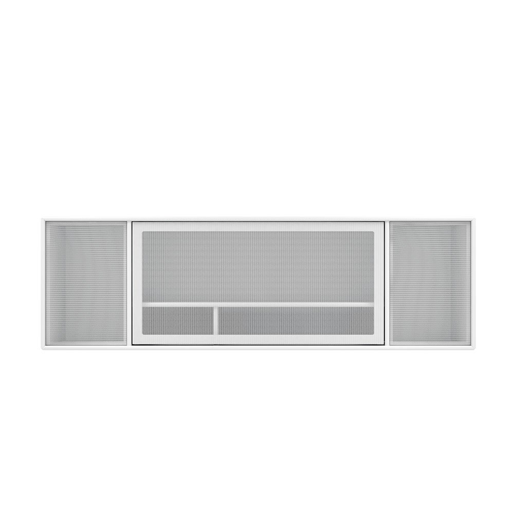 Montana TV sound bord Modul SJ11 i farven new white