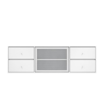 Montana TV sound bord Modul SJ12 i farven new white