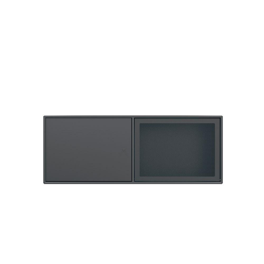 Fantastisk SL12 Tv Bord small modul fra Montana i 6 farver - Køb nu VG02