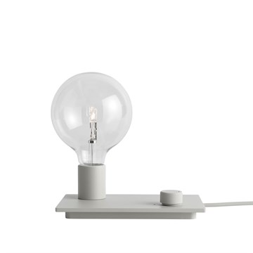 Muuto Control Table Bordlampe Grey