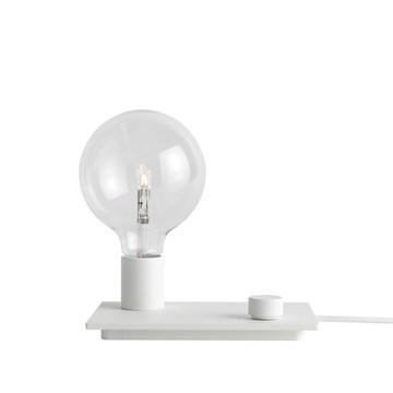 Muuto Control Table Bordlampe White