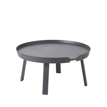 Muuto Around bord Large Anthracite