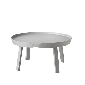 Muuto Around bord Large Grey
