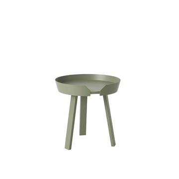 Muuto Around bord Small Dusty Green
