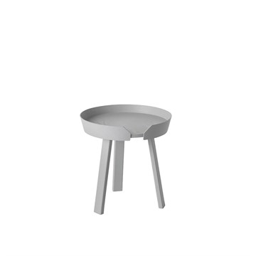 Muuto Around bord Small Grey