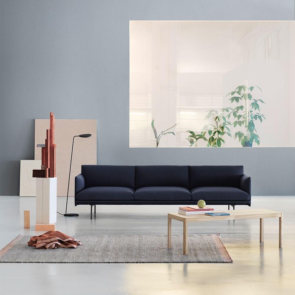 Outline 2 Personers Sofa Fra Muuto K 248 B Nu Fri Fragt