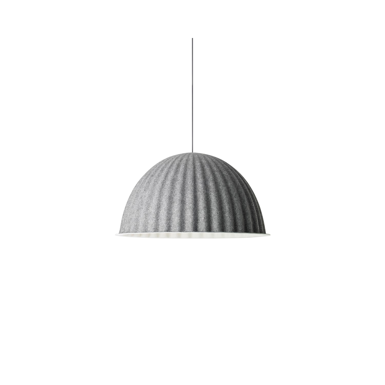 muuto under the bell grey k b lampen her. Black Bedroom Furniture Sets. Home Design Ideas