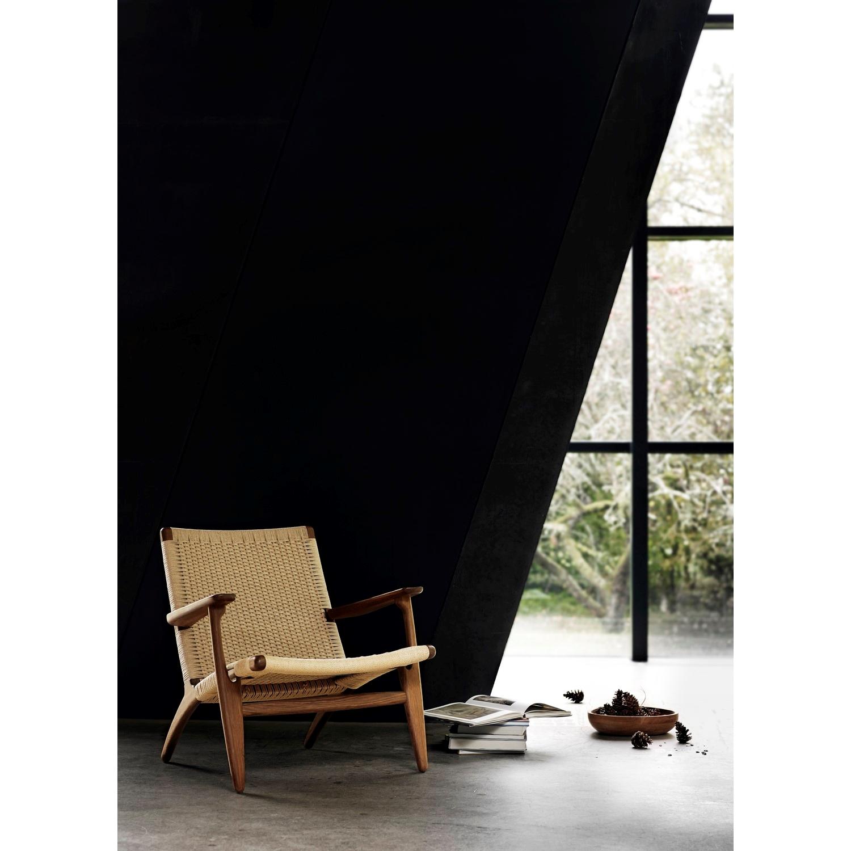 Ch25 wegner stol   køb traditionelt håndværk her