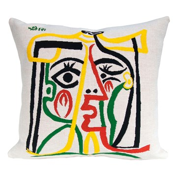 Poulin Design Picasso pude Head Of The Woman