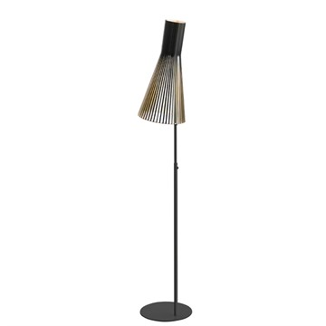 Secto Design Secto 4210 gulvlampe sort