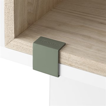 Muuto Stacked 2.0 Klips - Dusty Green